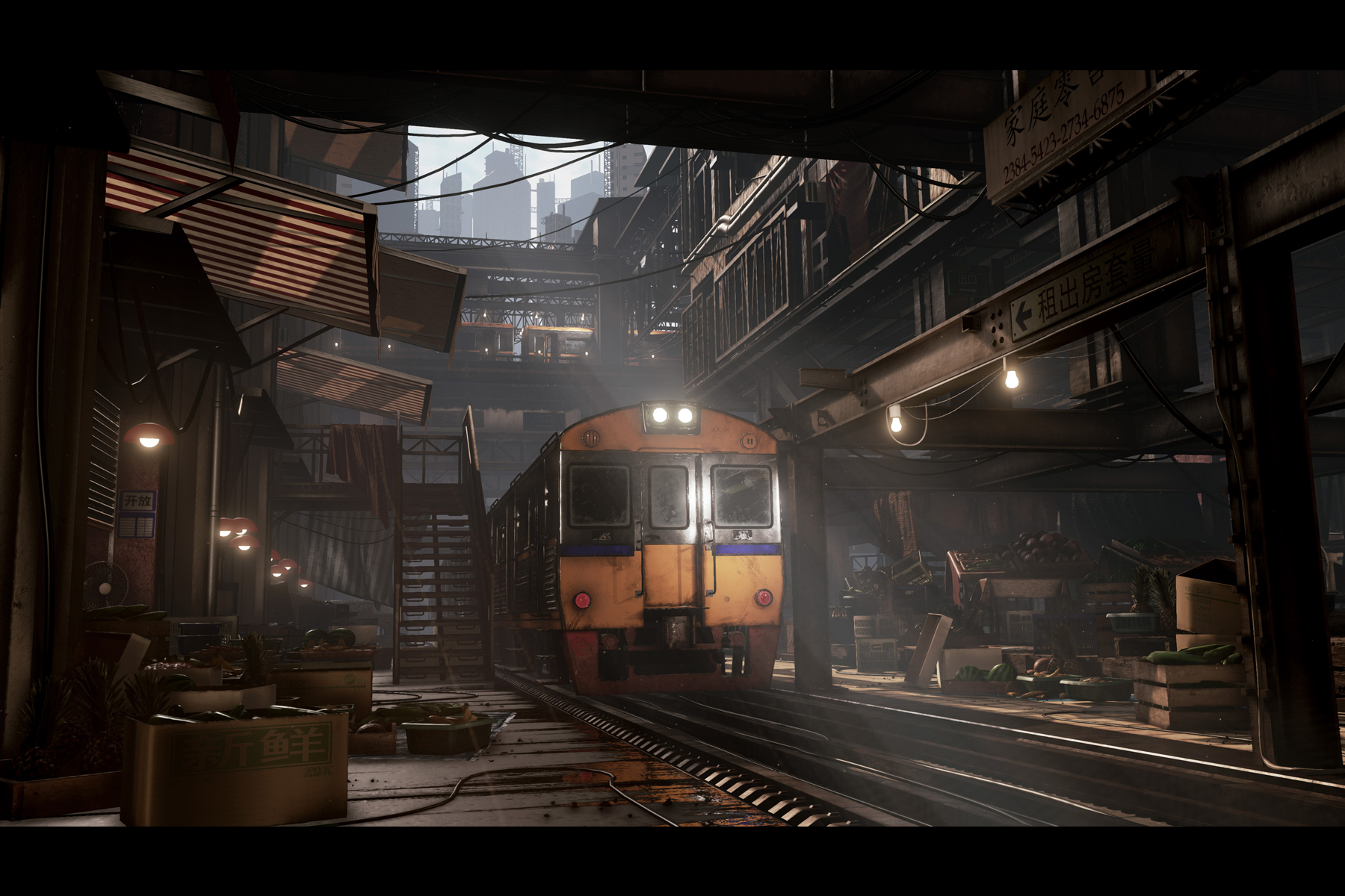 Jury Selection –First Place: Michael Andreula (Game Art & Animation 2018)