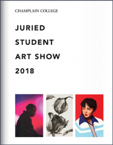 2018 Juried Student Art Show