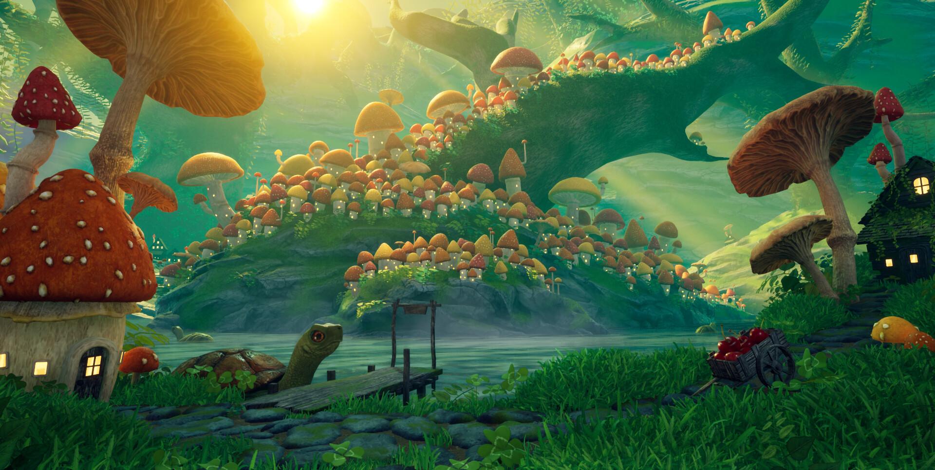 LeeMichelle.MushroomLand – Michelle Lee